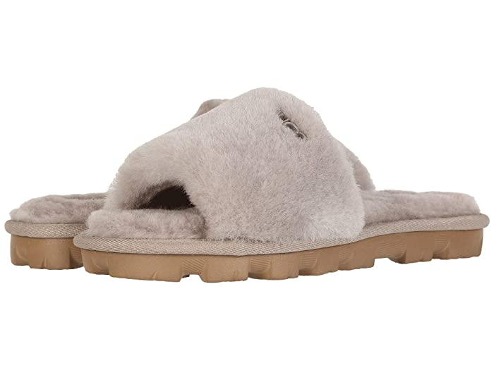 Grey UGG Slipper