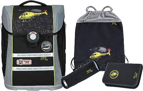 McNeill Schultaschen Sets Ergo Primero 4-TLG. Rescue