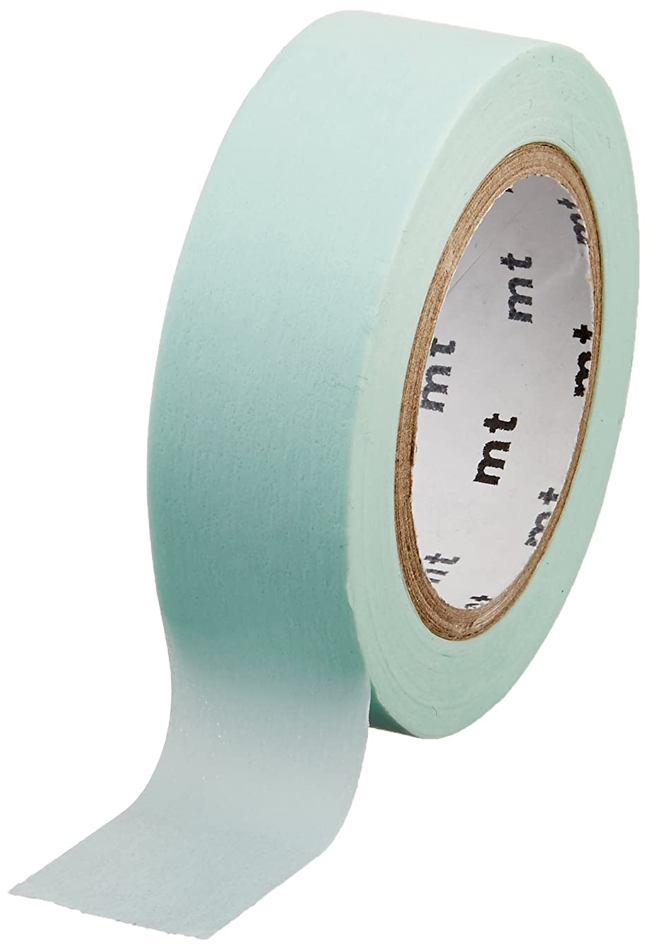 MT Washi Masking Tape, 1P Basic, 15mm x 10m, Pastel Mint (MT01P308)