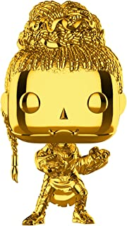 Funko Pop! Marvel Studios Ten Years Black Panther Gold Metallic Shuri Fall Convention Exclusive Figure
