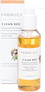 Sponsored Ad - Farmacy Clean Bee Gentle Facial Cleanser - Daily Face Wash & Moisturizer w/Hyaluronic Acid
