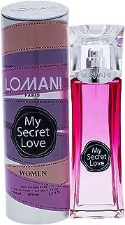 Lomani My Secret Love By Lomani for Women - 3.3 Oz Edp Spray, 3.3 Oz