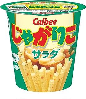 Calbee 卡乐比 Jagariko 沙拉味 60克×12个