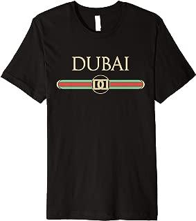 Dubai Fashion Souvenir T-Shirt UAE Gift