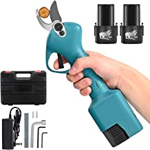 Sponsored Ad – PaNt Electric Pruning Shears 0.98Inch Cutting Diameter Tree Branch Pruner Cordless Garden Trimmer Secateurs...