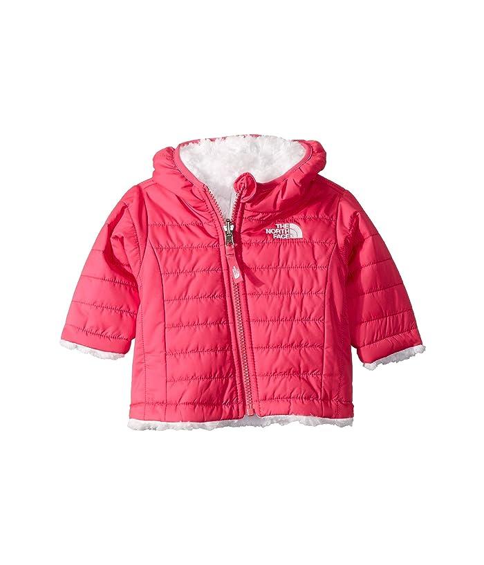Reversible Mossbud Swirl Hoodie (Infant) Mr. Pink