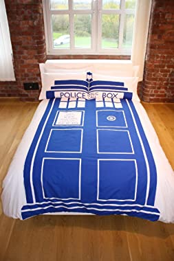Doctor Who Double Duvet Cover