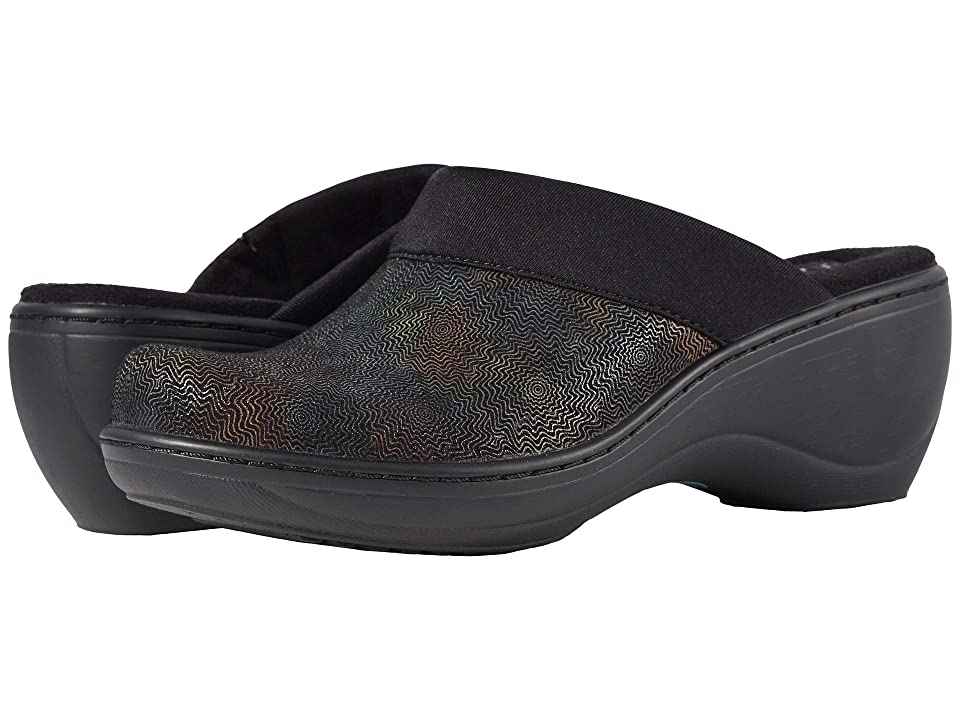 SoftWalk Murietta (Black Multi) Women