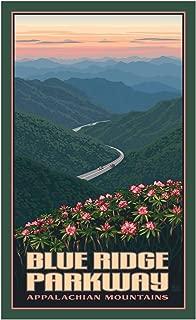 Best appalachian trail map framed Reviews