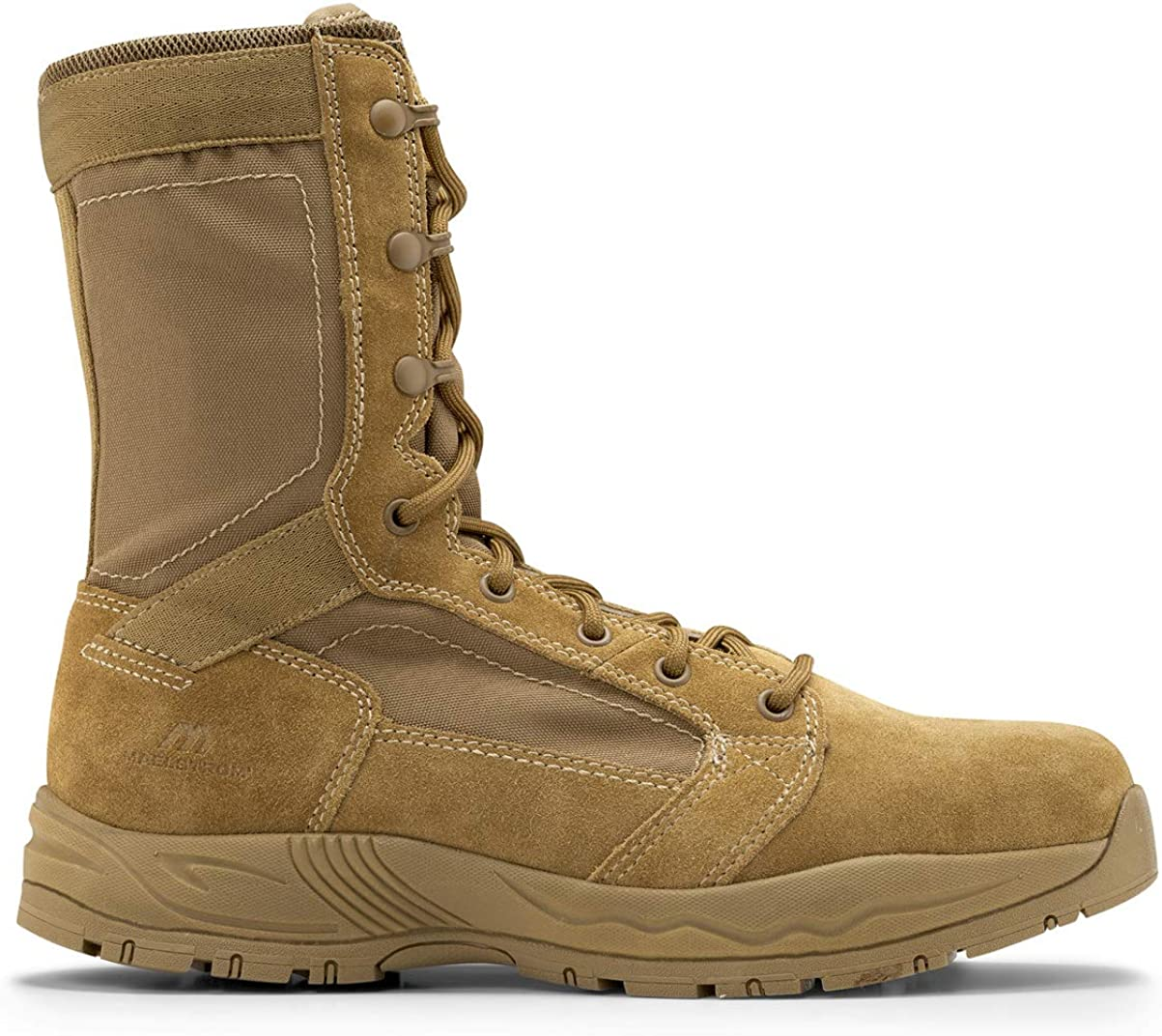 Maelstrom Mil Bombing new work Lite Men's 9'' Coyote Boot 670-1 Brown Houston Mall AR Military