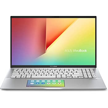 "ASUS VivoBook S15 S532 Thin & Light Laptop, 15.6"" FHD, Intel Core i7-10510U CPU, 16GB RAM, 1TB PCIe SSD, NVIDIA GeForce MX250 Graphics, IR Camera, Windows 10 Home, S532FL-DS79, Transparent Silver"