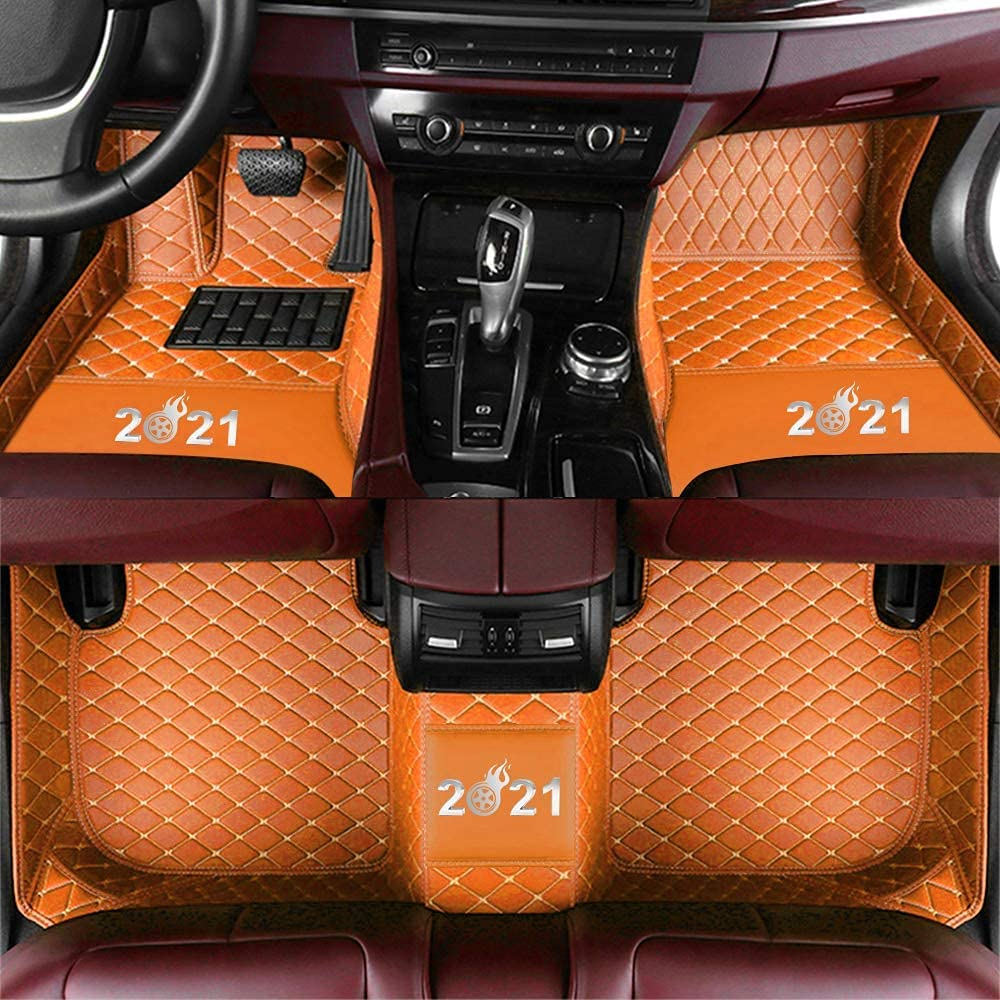 Maidao Custom At Mail order the price of surprise Car Floor Mats Fit BMW 2014 for Pattern 528i with