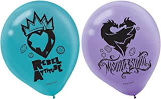 Latex Balloons   Disney Descendants 2 Collection   Party Accessory