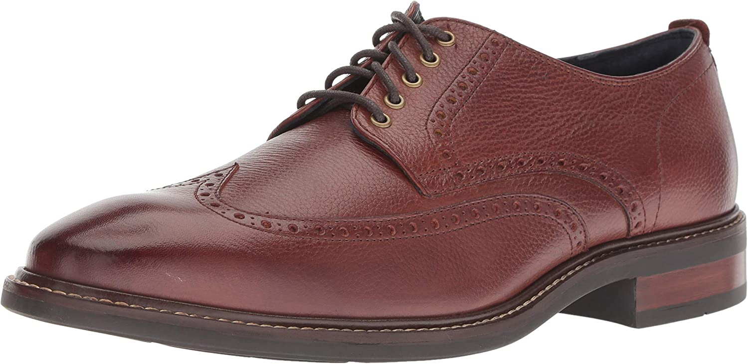 Cole Haan Mens Watson Casual Wingtip Oxford