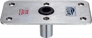 attwood Lock'n-Pin 3/4 Boat Seat Post Base Stainless Steel Non-Threaded Lock'n-Pin 3/4 Boat Seat Post Base SP-64839 Stainless Steel Non-Threaded