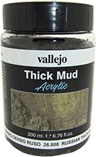Vallejo 26808 Diorama Effects Russian Thick Mud 200ml