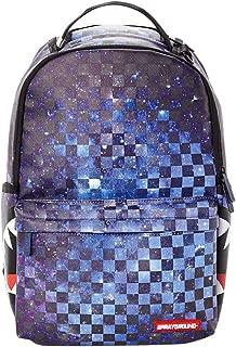 Sprayground GALAXY SHARKS Unisex Backpack - 910B2288NSZ - BLACK/MULTI