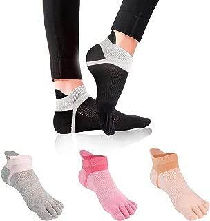 Best athletic toe socks Reviews