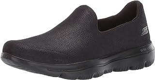 حذاء مشي نورديك نسائي جو واك افليوشن الترا من سكيتشرز، لون أسود