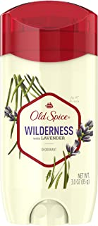 Wilderness With Lavender Deodorant for Men 3 oz (Pack of 2)
