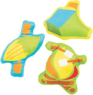 CAMP PLUSH - Toys - 12 Pieces