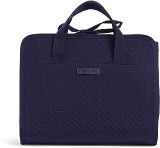 حقيبة منظمة للسفر مصنوعة من الألياف الدقيقة من فيرا برادلي، أزرق داكن
