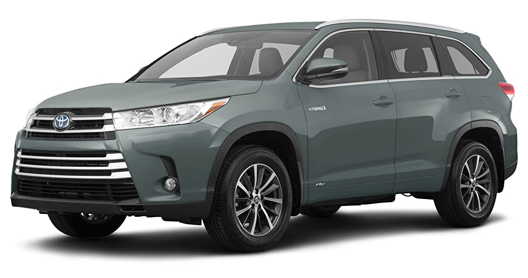 Amazon Com 2018 Toyota Highlander Hybrid Le Reviews Images And Specs Vehicles