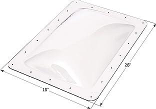 ICON RV Skylight - SL1422W - White