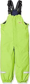 lime green snow pants