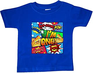 I'm 1 Comic Book Baby T-Shirt