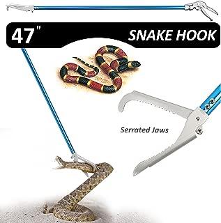 cheap snake tongs