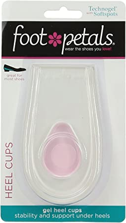Foot Petals Gel Heel Cup