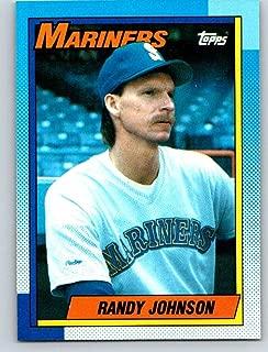 1990 Topps #431 Randy Johnson Mint Baseball MLB Mariners