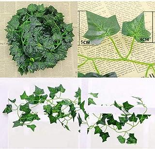 Ivy Garland Plant Art Green Spring Wreath Hanging Ivy Ivy Ivy Leaves Vine False Close Greenery Ivy Rods Wall Decor Wedding...