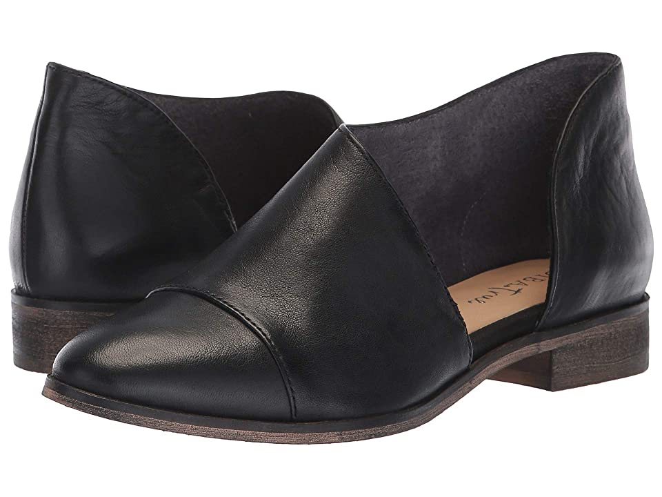 Diba True No Way Out (Black Leather) Women