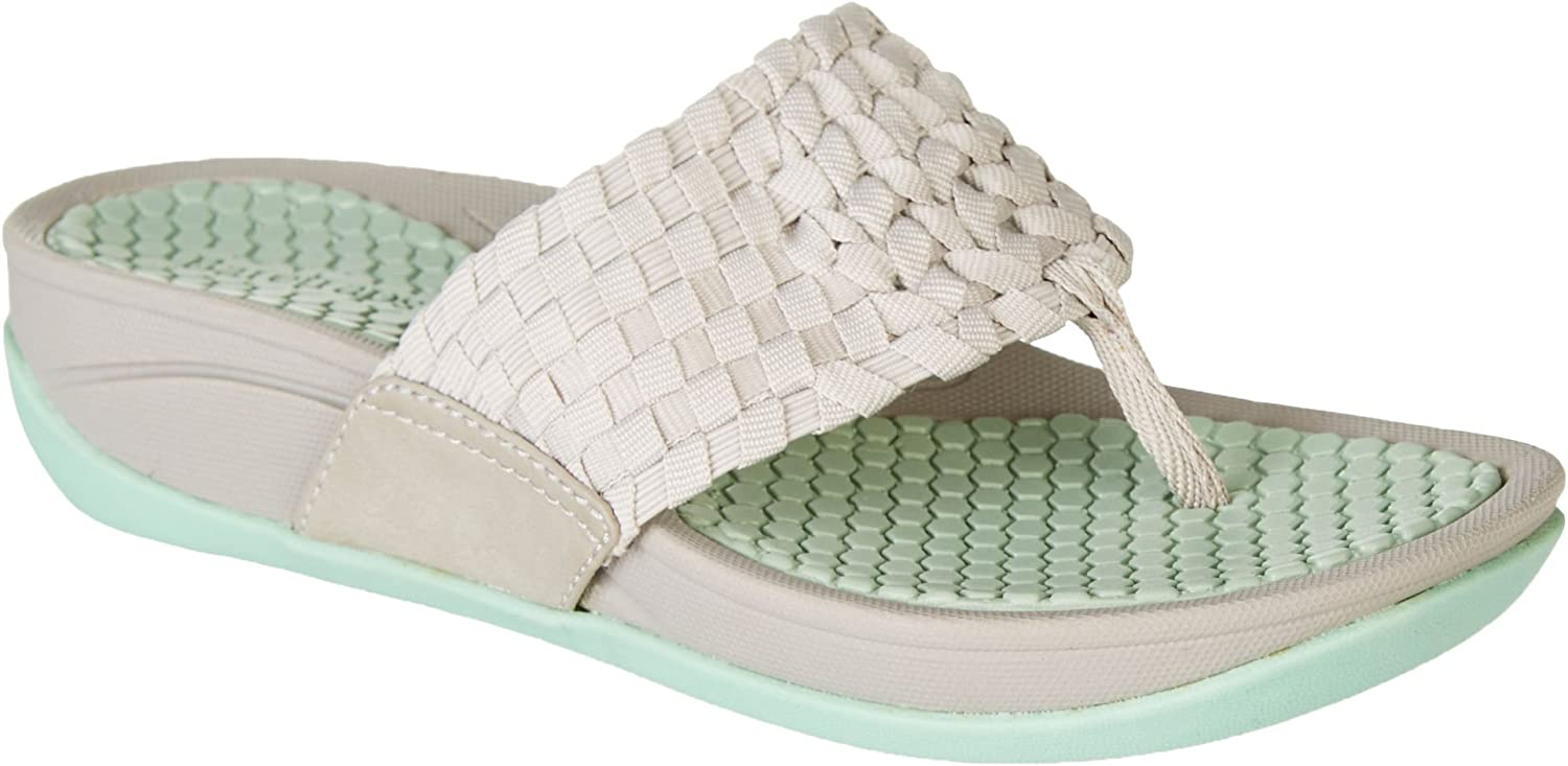 Baretraps Womens Denna Wedge Sandal