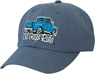 Hat, Baseball Cap for Men | It Took Decades | for Dad, Husband, Grandfather | Blue