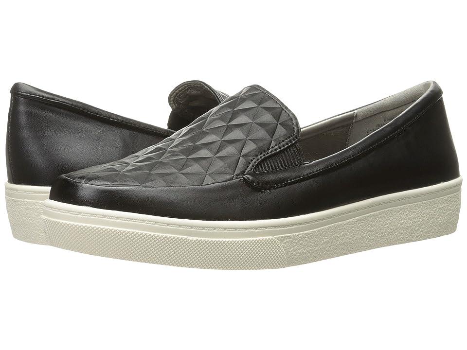 Bandolino Hollyn (Black Super Nappa PU/Soft Diamond Quilt) High Heels