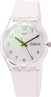 [スウォッチ]SWATCH 腕時計 Gent (ジェント) ULTRAROSE (ウルトラローズ) ウィメンズ GE714 GE714 レディース 【正規輸入品】