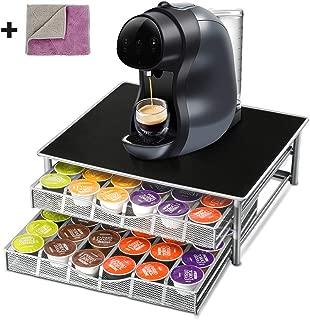 distributeur pour 36 capsules VERTUO et DOLCE GUSTO Nespresso V6BK