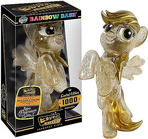 My Peu Pony Rainbow Dash or Dust Hikari Japanese Vinyl Figurine