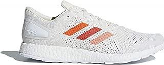 adidas Men's Pureboost DPR Running Shoe LGBT Pride Pak (10 M US, LGBT Pride Pak Cloud White/Trace Pink/Off Fhite)