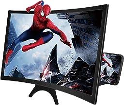 """Newseego 14"""" Handy-Bildschirmlupe, 3D HD Bildschirmlupe mit Gekrümmter Oberfläche.."""