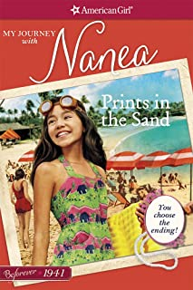 Prints in the Sand: My Journey with Nanea (American Girl Beforever Journey)