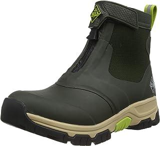 Muck Boots Men's Apex Mid Zip Rain Boot