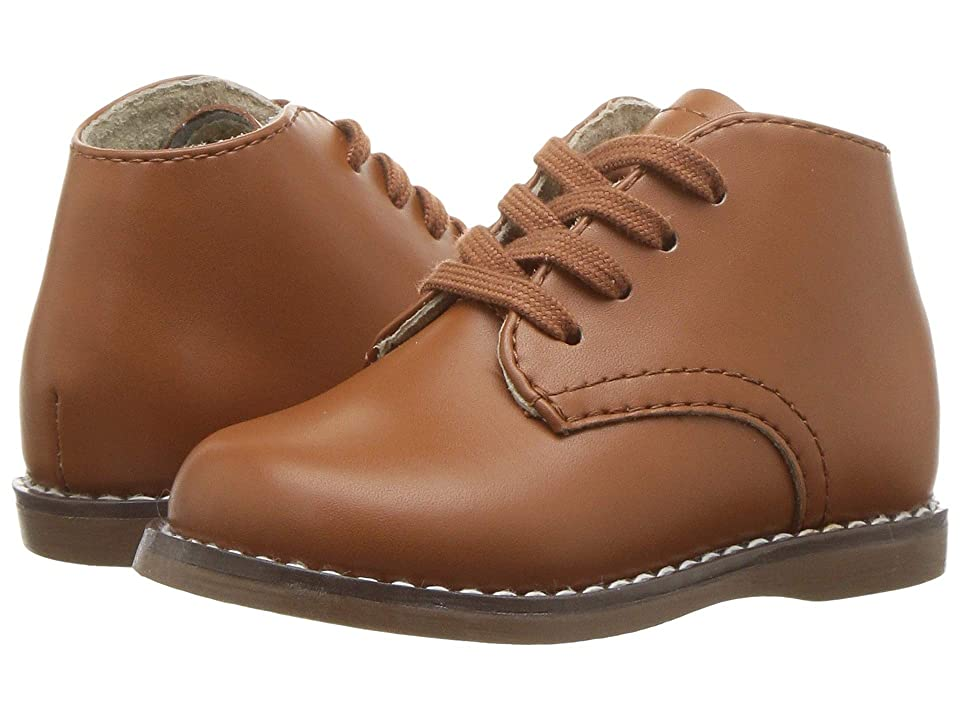 FootMates Todd 3 (Infant/Toddler) (Tan) Kids Shoes