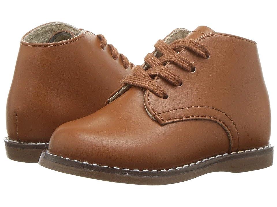 FootMates Todd 3 (Infant/Toddler) (Tan) Kids Shoes
