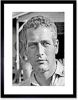 9x7 '' FILM MOVIE 1967 PAUL NEWMAN COOL HAND LUKE NEW FRAMED ART PRINT F97X346