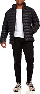 Swiss Alps Mens Packable Puffer Jacket
