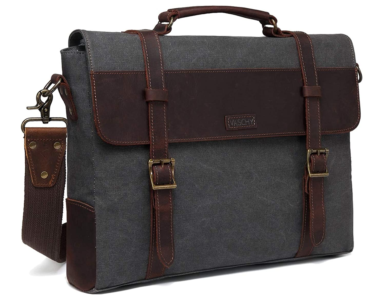 Vaschy リュック メンズ レディース 通学 撥水加工 シンプル ビジネスリュック 大容量 バックパック 旅行 マザーズバッグ